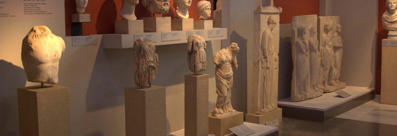 Archaeological Museum,Thessaloniki, Greece