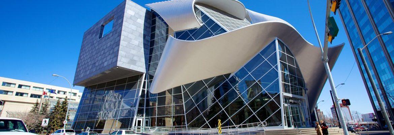 Art Gallery of Alberta, Edmonton, AB, Canada
