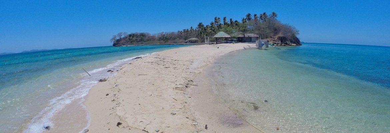 Aslom Island Beach, Oriental Mindoro, Philippines