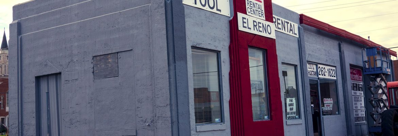 Avant's Cities and Jacksons Conoco Service Stations, El Reno, Oklahoma, USA