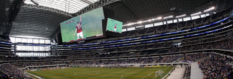 AT&T Stadium, Arlington,Texas, USA