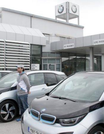 BMW Trikaliotis Sa, Thessalonika, Greece