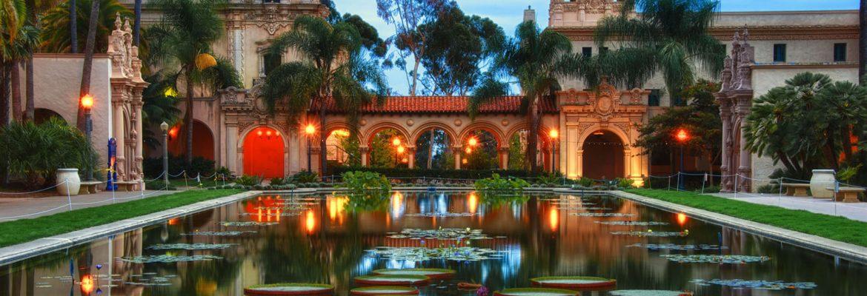 Balboa Park, San Diego,California, USA