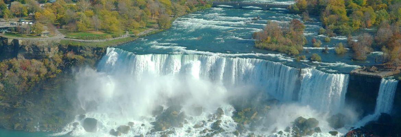 Bridal Veil Falls,Niagara Falls, NY