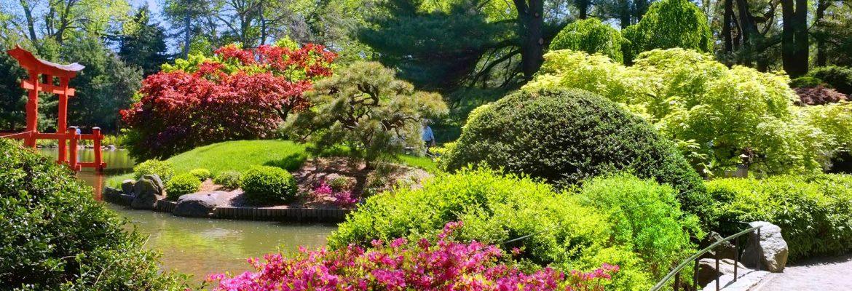 Brooklyn Botanic Garden, Brooklyn, New York, USA
