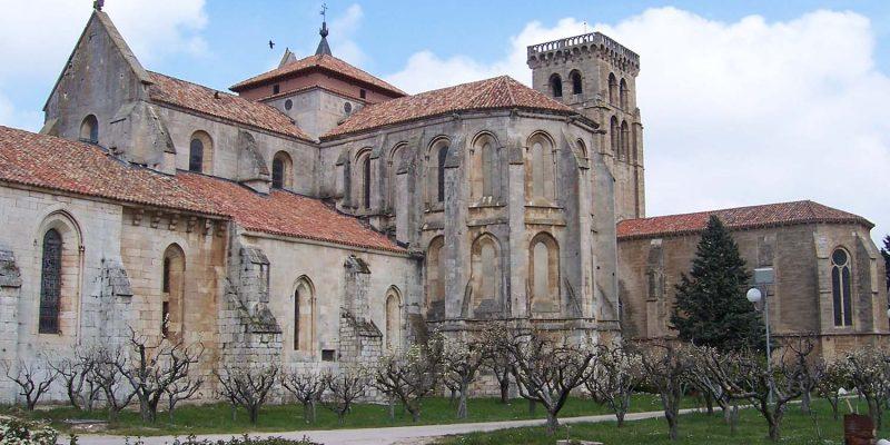 Abbey of Santa María la Real de Las Huelgas,Burgos, Spain