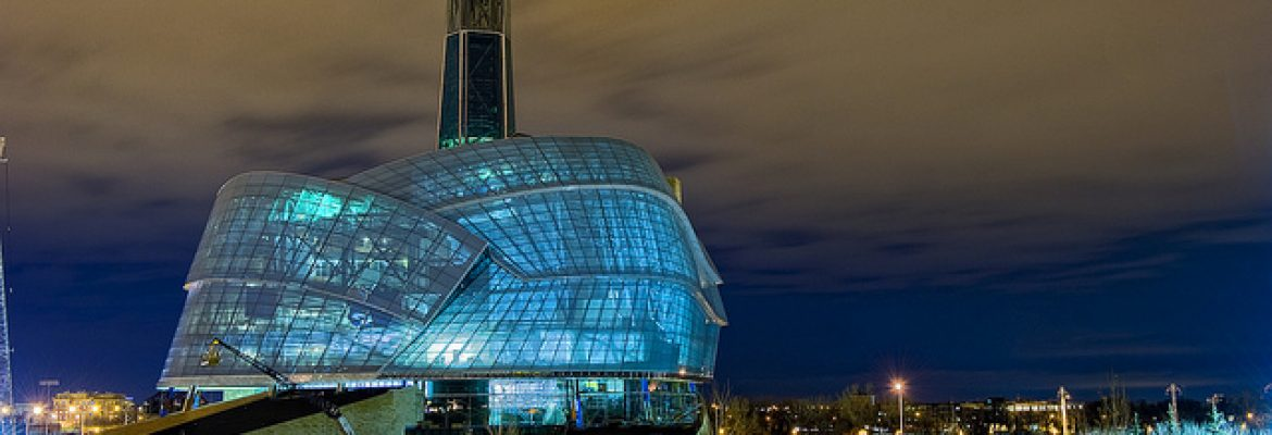 Canadian Museum for Human Rights,Winnipeg, MB, Canada