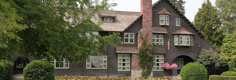 Conrad Mansion, Kalispell,Montana, USA