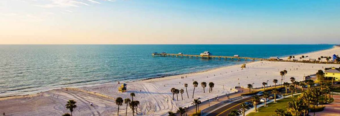 Clearwater Beach, Clearwater, Florida, USA