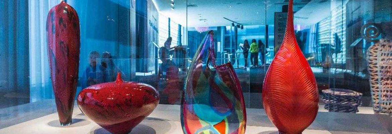 Corning Museum of Glass, Corning, New York, USA