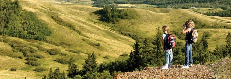 Cypress Hills Interprovincial Park,Maple Creek, SK, Canada