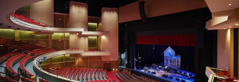 Durham Performing Arts Center,Durham,North Carolina, USA