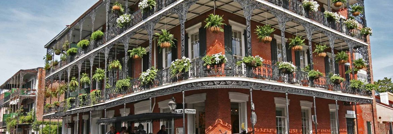 French Quarter, New Orleans,Louisiana, USA