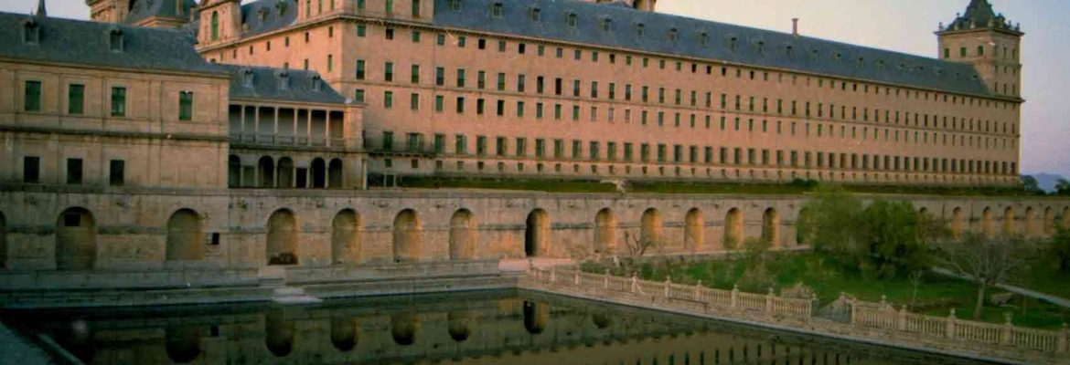 Monastery and Site of the Escurial, Unesco Site, El Escorial, Madrid, Spain