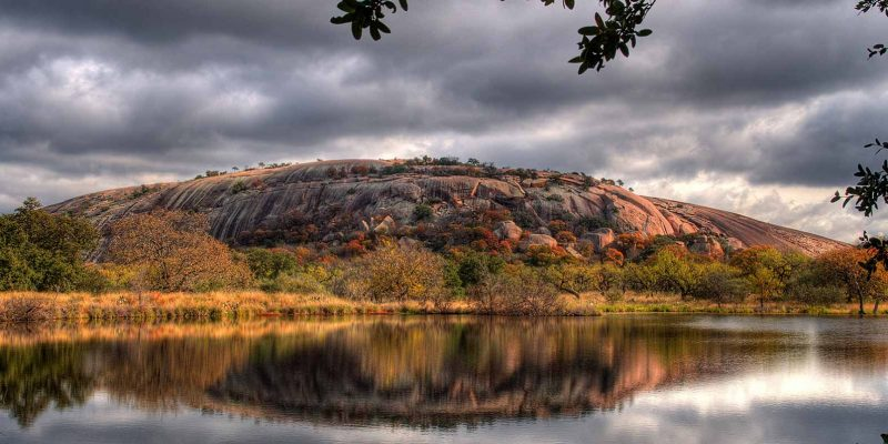 Enchanted Rock State Natural Area, Fredericksburg,Texas, USA
