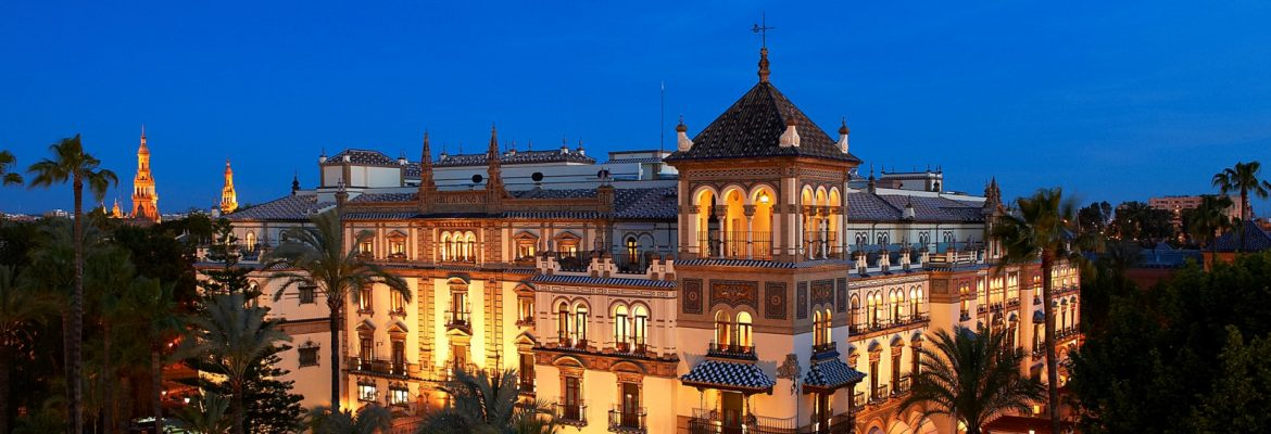 Hotel Alfonso XIII, a Luxury Collection Hotel, Seville, Spain