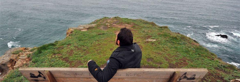 Viewpoint, Máis Bonito,A Coruña, Spain