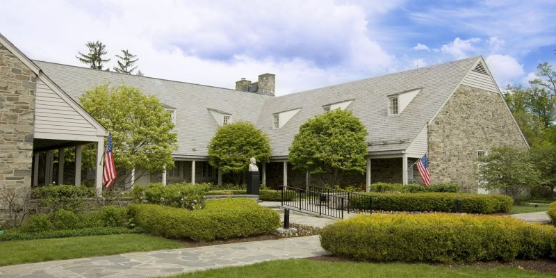 Franklin D. Roosevelt Presidential Library and Museum, Hyde Park, New York