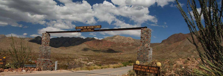 Franklin Mountains State Park, El Paso,Texas, USA