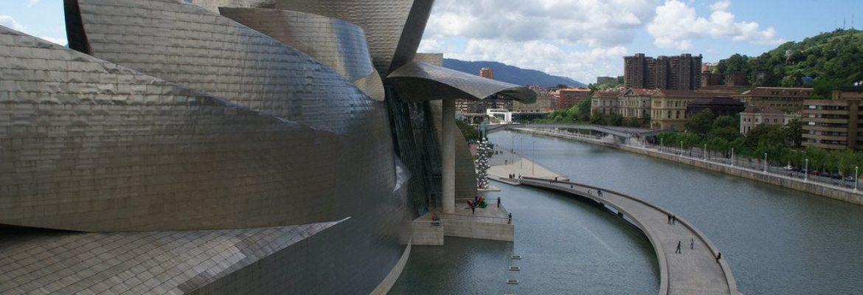 Guggenheim Museum Bilbao,Bilbo, Bizkaia, Spain