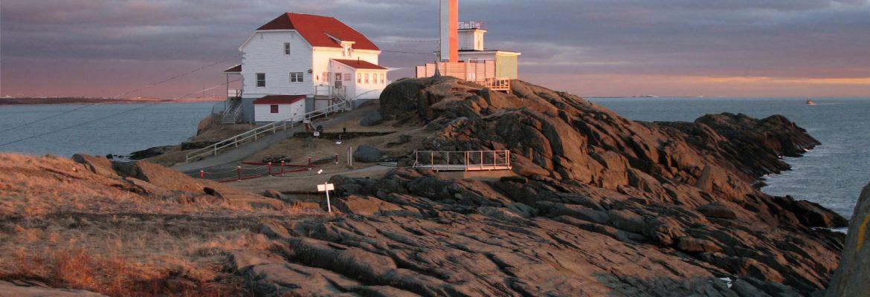 Cape Forchu Lightstation, NS, Canada