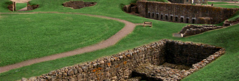 Lieu historique national du Fort Beauséjour, Fort Cumberland, NB, Canada