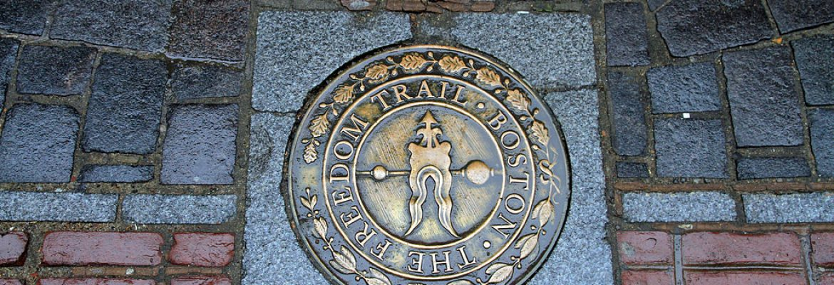 Freedom Trail, Boston, Massachusetts, USA