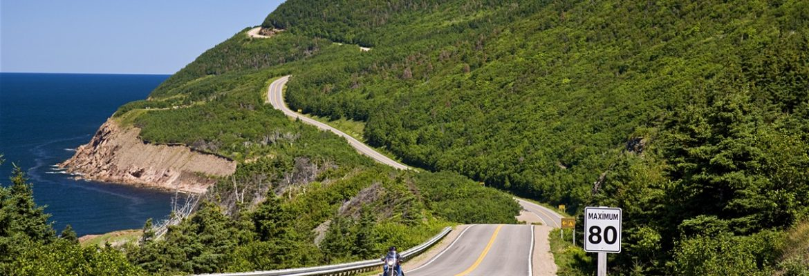 Cabot Trail, NS, Canada