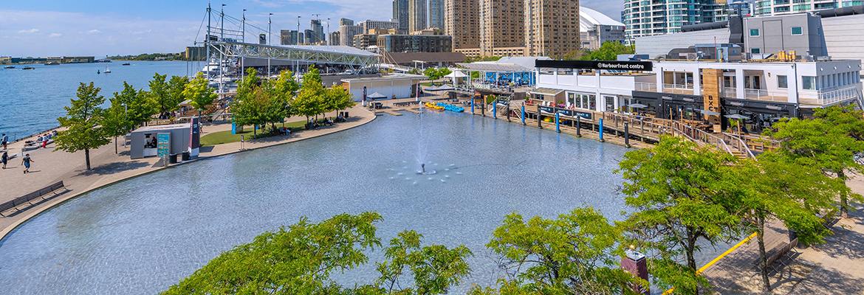 Harbourfront Centre,Toronto, Canada