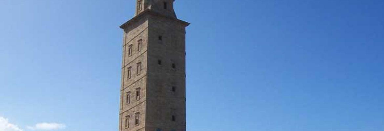 Tower of Hercules, A Coruña, Spain