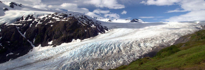 Hiking, Kenai Peninsula, Alaska, USA