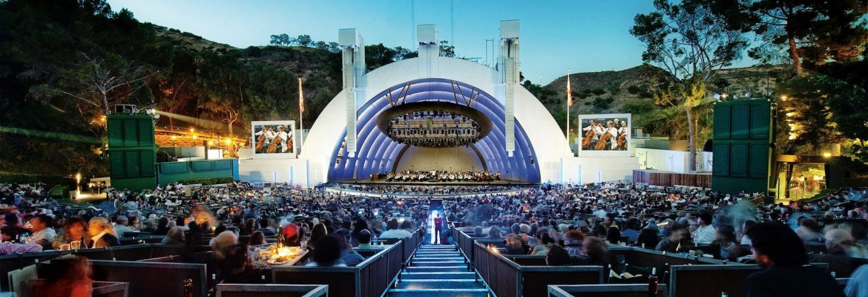Hollywood Bowl & Museum, Los Angeles,California, USA