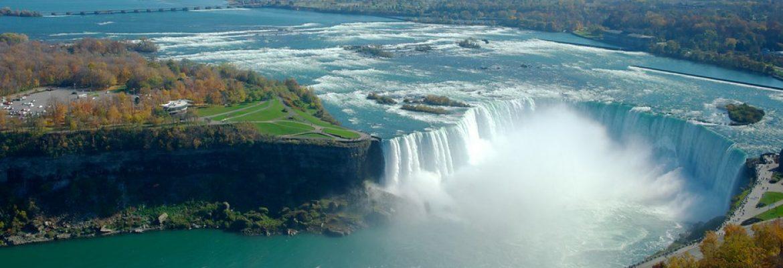 Horseshoe Falls,Niagara Falls, ON, Canada