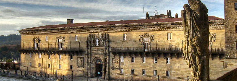 Hostal dos Reis Católicos,Santiago de Compostela, A Coruña, Spain