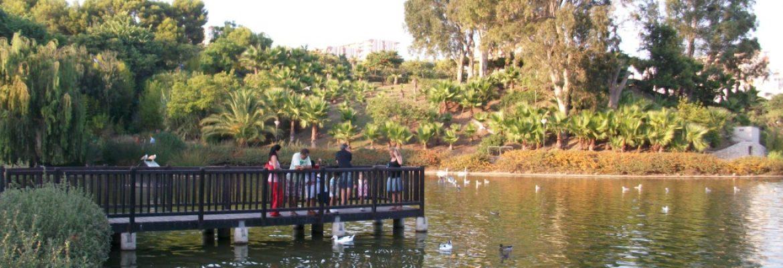 Parque De La Paloma,Benalmádena, Málaga, Spain