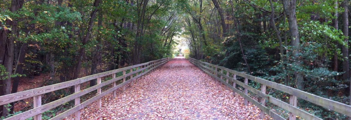 Junction and Breakwater Trail,Delaware, USA