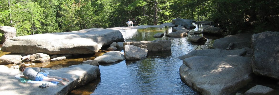 Diana's Baths, Bartlett, New Hampshire, USA