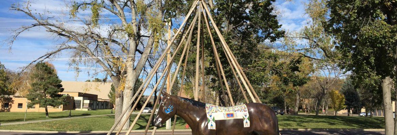 Akta Lakota Museum & Cultural Center,Chamberlain,South Dakota, USA