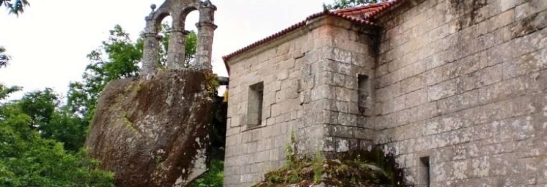 Monasterio de San Pedro de las Rocas,Ourense, Spain