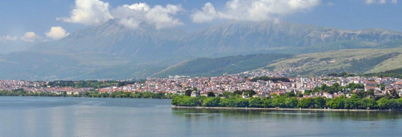 Lake Ioannina, Loannina, Greece