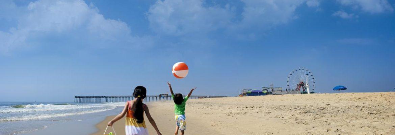 Ocean City Beach, Maryland, USA