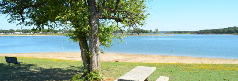 Lake Texoma State Park,Kingston,Oklahoma, USA