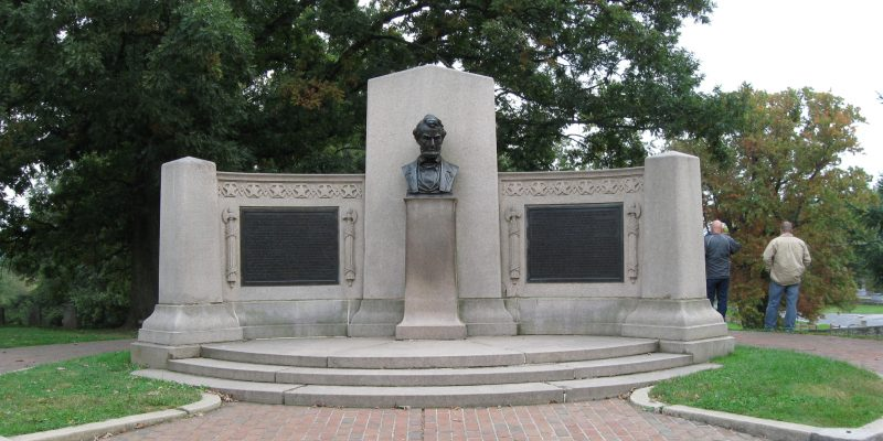 Gettysburg National Cemetery, Gettysburg,Pennsylvania, USA