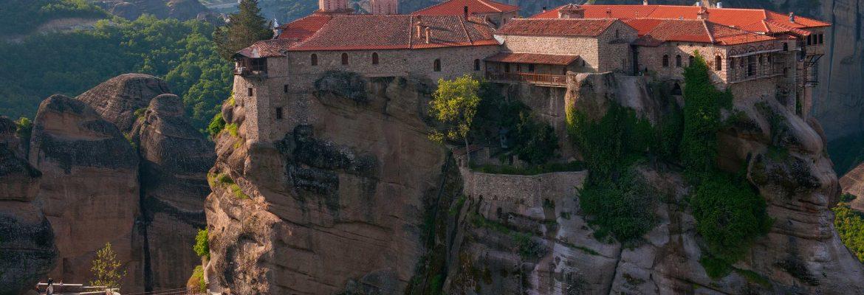 Monastery of Varlaam,Kalabaka, Greece