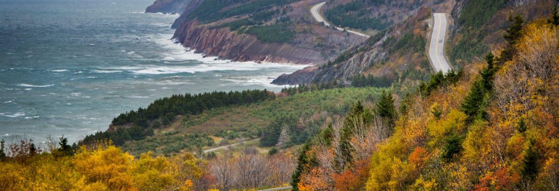 Cape Breton Highlands National Park, NS, Canada
