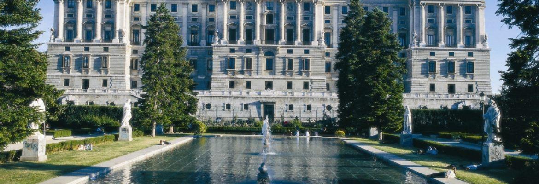 Royal Palace of Madrid,Madrid, Spain