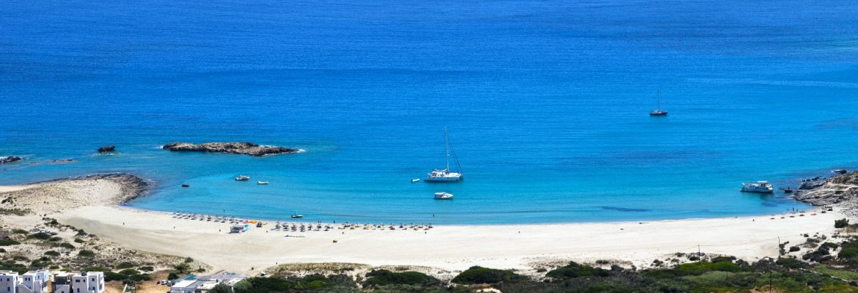 Magganari Beach,Ios, Greece