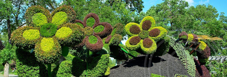 Montreal Botanical Garden,Montréal, QC, Canada