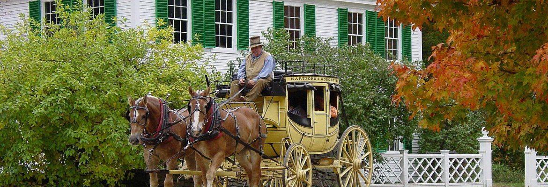Old Sturbridge Village,Sturbridge, Massachusetts, USA