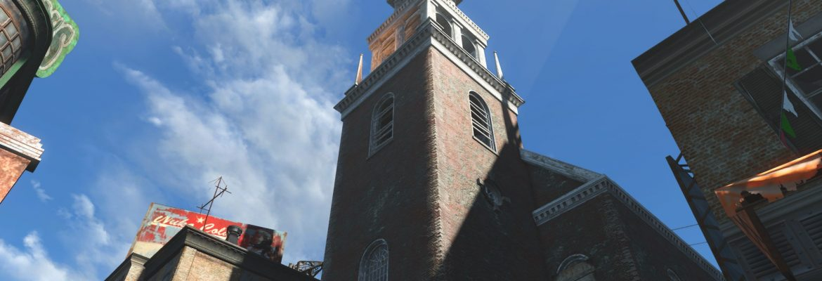 Old North Church, Boston, Massachusetts, USA